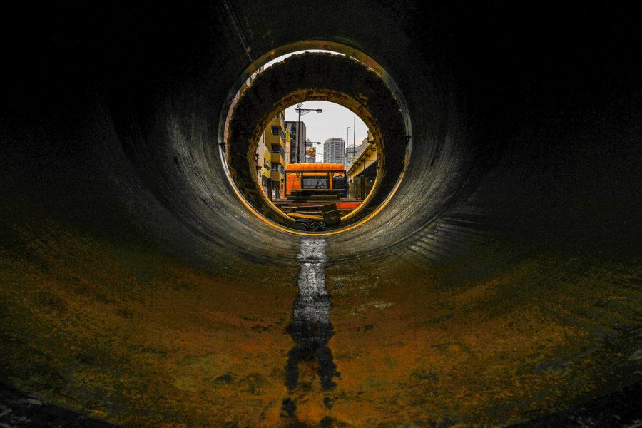 管きょ更生維持<span>Tube rehabilitation</span>