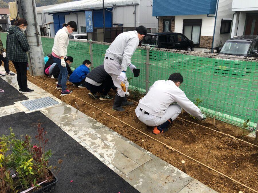 静岡県立工科短期大学校植樹祭